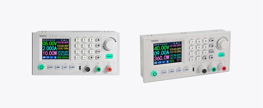 Понижающие преобразователи RD6006, RD6012 и RD6018