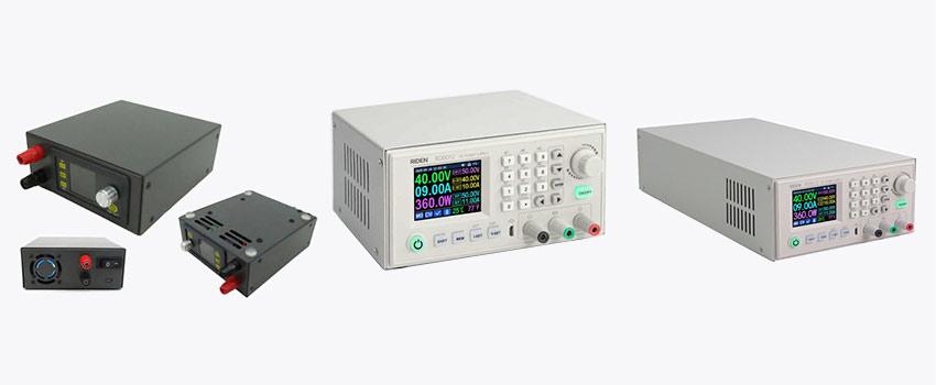Разновидности корпусов для линейки преобразователей DPS/DPH и RD60xx