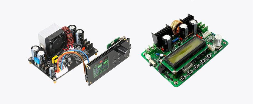 Регулируемые преобразователи DPX6012S и ZXY-6005S