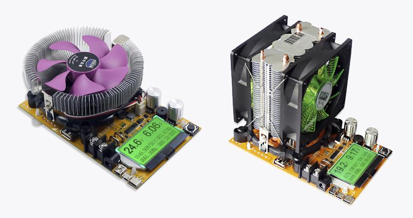 Электронные USB нагрузки JUWEI Atorch