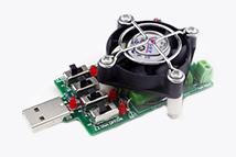 USB нагрузка с вентилятором JUWEI GLDZ 4 Fan